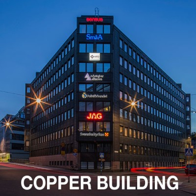Copper Building
