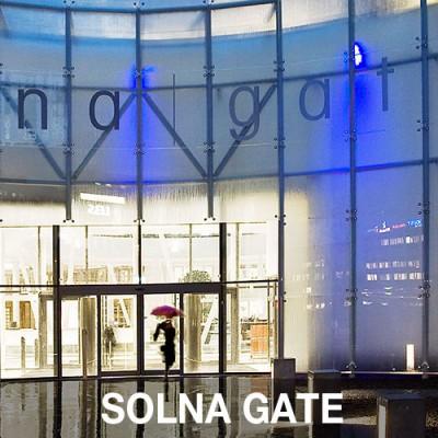 Solna Gate
