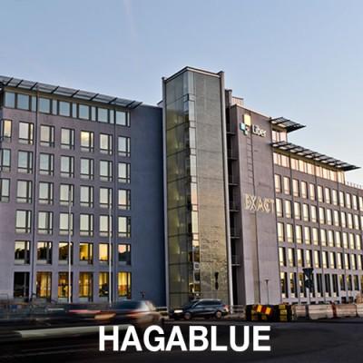 HagaBlue
